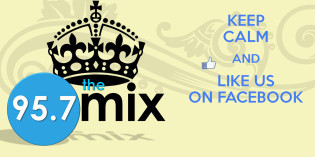 95.7 The Mix On Facebook