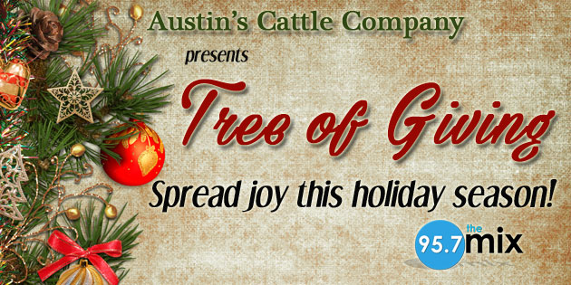 Austin's Cattle Co. – Tree Of Giving