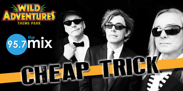 Win Tickets to Cheap Trick