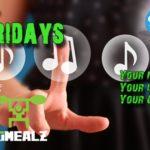 uMixIt Fridays