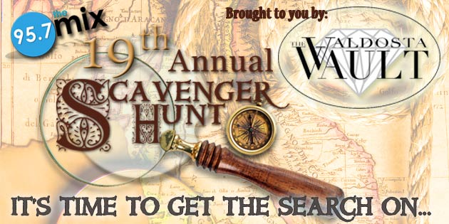 19th Annual Scavenger Hunt