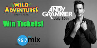 Win Andy Grammer Tickets!
