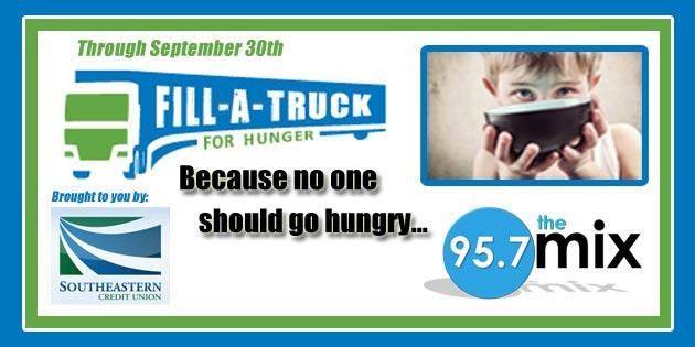 Southeastern Credit Union's Fill A Truck