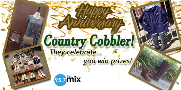 Country Cobbler Giveaway