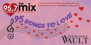 95 Songs to Love