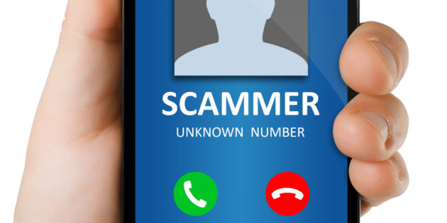 "Don't Say ""Yes"" to a Phone Scam"