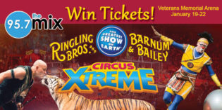Win Circus XTreme Tickets!