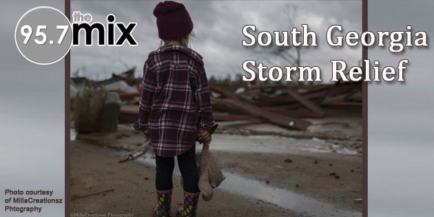 South Georgia Storm Relief
