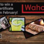Win Wahoo Seafood Grill!