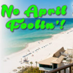 """No April Foolin'"" Beach Trip Giveaway"