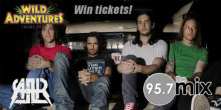 Rejected Not Dejected–Win Tickets to see All-American Rejects