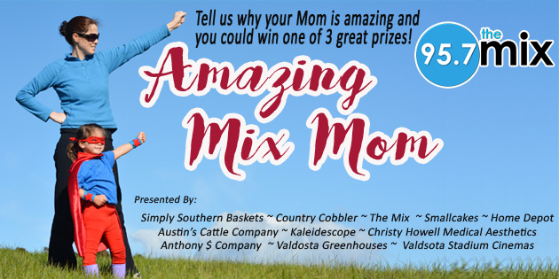 """Amazing Mix Mom"" Mother's Day Giveaway"
