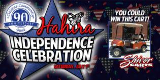 Hahira Independence Celebration