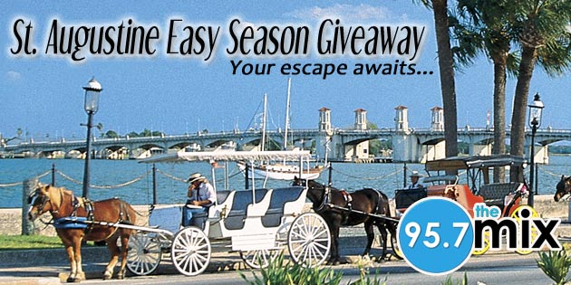 St. Augustine Easy Season Getaway!