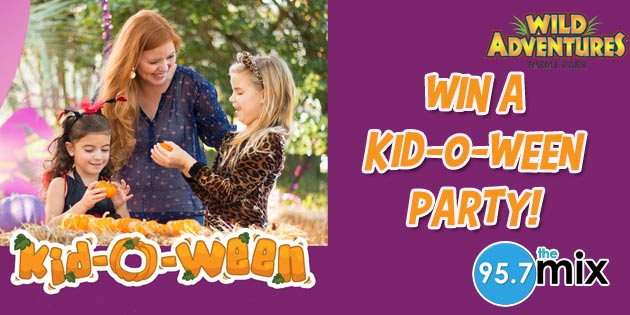 Win a Kid-O-Ween Party!