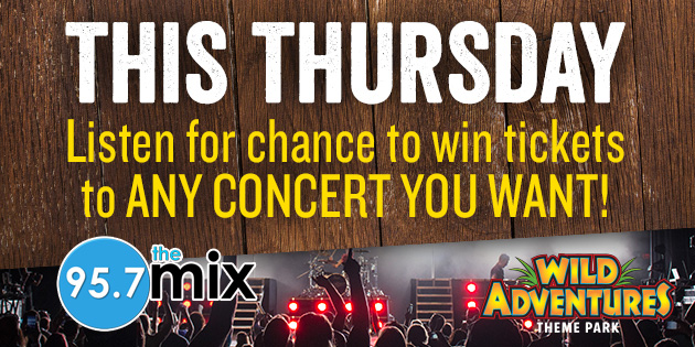 Win WA Concert Tickets