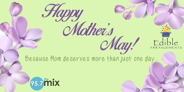 Happy Mother's May