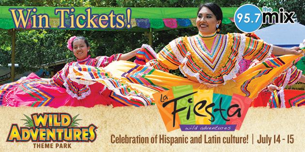 Win La Fiesta Tickets