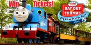 Win Thomas the Train Ride Along Tickets