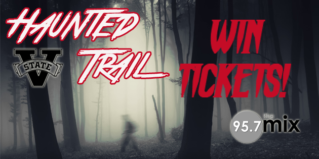 Win VSU Haunted Trail tickets