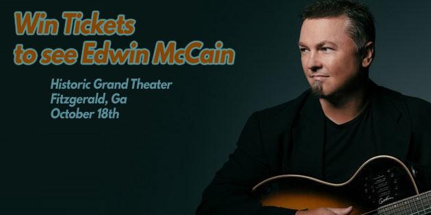 Win Edwin McCain Tickets