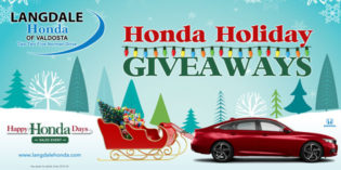 Langdale Honda Holiday Giveaways