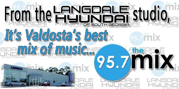 Langdale Hyundai Sponsors Mix Studio