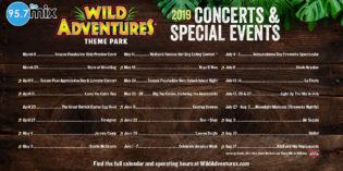 Win Wild Adventures Concert Tickets