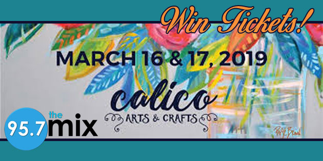 Win Calico Craft Show Tickets!