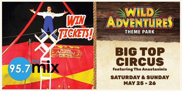 Win Wild Adventures Tickets!