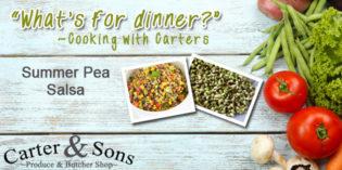 Summer Pea Salad