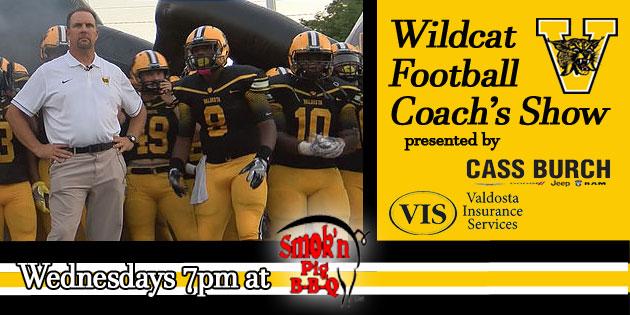 Wildcat Football Coach's Show