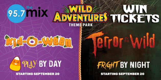 Happy Haunting at Wild Adventures!