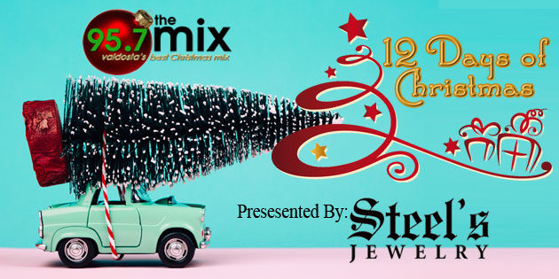 12 Days of Christmas, presented by Steel's Jewelry