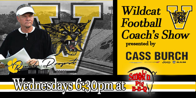 Wildcat Football Coach's Show
